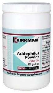 Acidophilus Probiotic Powder - Hypoallergenic - 8oz