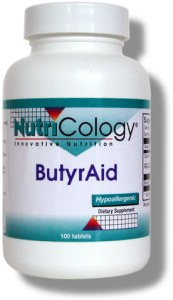 ButyrAid - 100 tablets