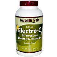 Electro C Powder (Lemon) - 16oz