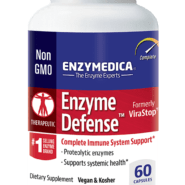Enzyme Defense - 120 capsules (formerly Virastop)