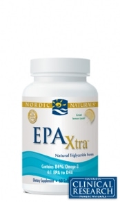 EPA Xtra - Lemon - 60 capsules