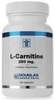 L-CARNITINE (250mg) - 100 capsules