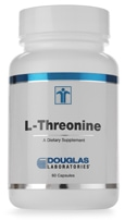 L-Threonine (500mg) - 60 capsules
