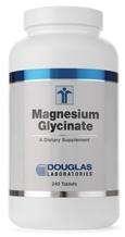 Magnesium Glycinate - 240 capsules