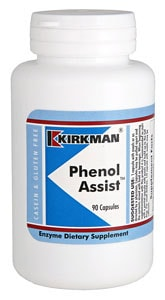 Phenol Assist - 90 capsules