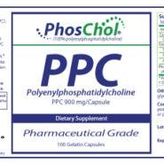 PhosChol 900mg -- Softgel Capsules - 100 capsules - INGREDIENTS