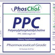 PhosChol Liquid Concentrate - 16oz Liquid - INGREDIENTS