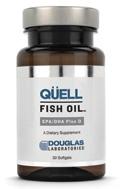 Quell Fish Oil - 60 softgels
