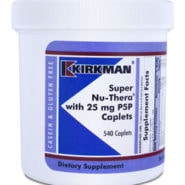 Super Nu-Thera® with 25 mg P-5-P Caplets - 540 caplets