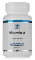 VITAMIN A (10,000 I.U.) - 100 softgels