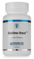 Amino Iron (18mg) - 100 capsules