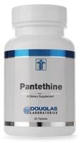 Pantethine 500 mg - 50 tablets