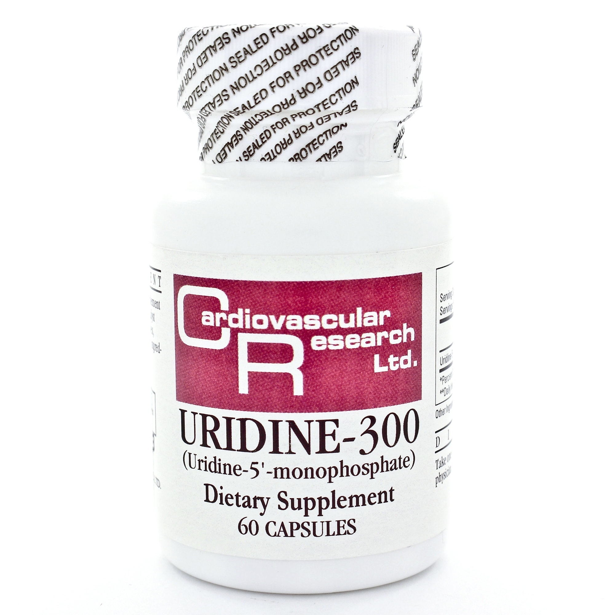 Uridine 5'-monophosphate 300 mg - 60 capsules