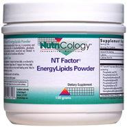 NT Factor EnergyLipids Powder - 150 grams