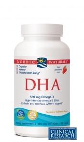 DHA Formula - Strawberry (500mg) - 180 capsules