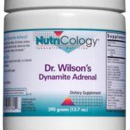 Dr. Wilson's Dynamite Adrenal Mix - 390 grams