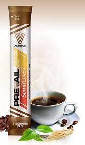 Valentus Prevail SlimRoast (Italian Roast) Coffee 24/box