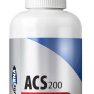 ACS 200 Silver Extra Strength - 4oz spray