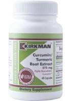 Curcumin/Turmeric Root Extract 275 mg - 60 capsules