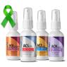 Ultimate Lyme Support 4oz System (ACS 200, ACZ Nano, ACG Glutathione, ACN Neuro), 4 bottle set
