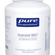 NUTRIENT 950 180 VCAPS