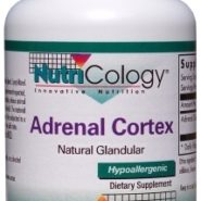 Adrenal Cortex Extract (100mg) - 100 capsules