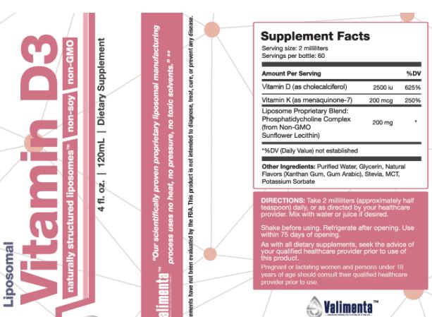 Lipo-Vitamin D3