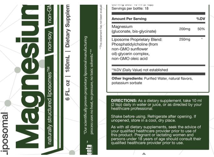 Lipo-Magnesium