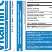 Liposomal Vitamin C - 30 servings