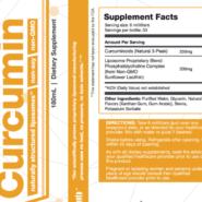 Liposomal Curcumin - 30 servings