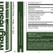 Liposomal Magnesium - 30 servings